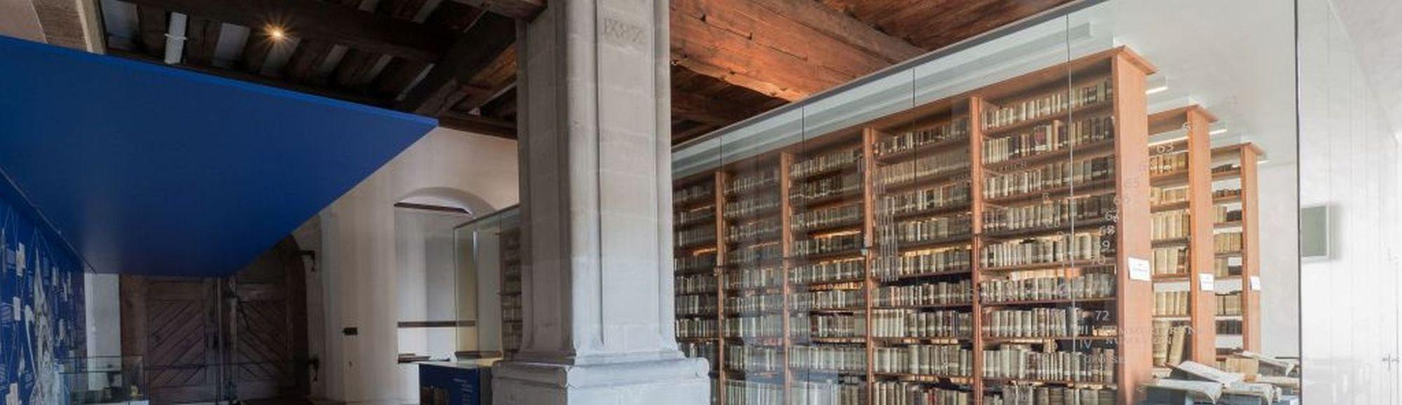 Die Ehemals Reichsstädtische Bibliothek Lindau (B)